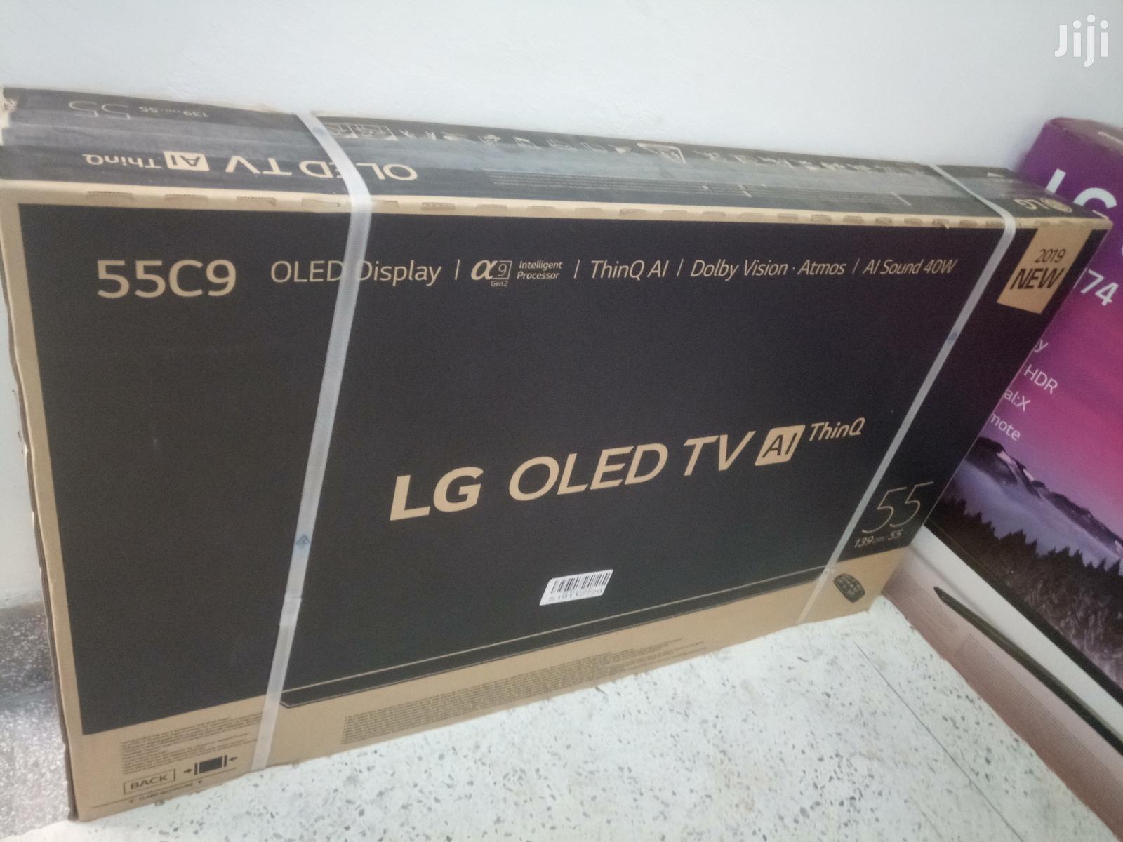 LG LED Oled C9 TV 55 Inches | TV & DVD Equipment for sale in Kampala, Central Region, Uganda