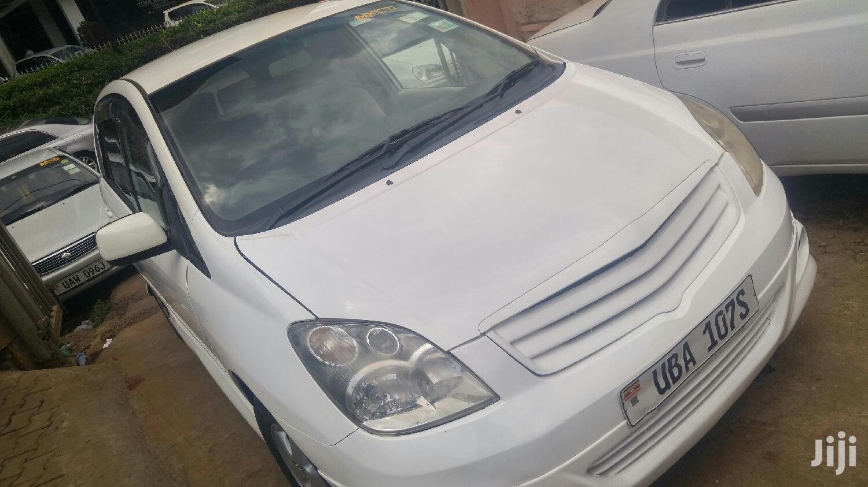 Toyota Spacio 2003 White