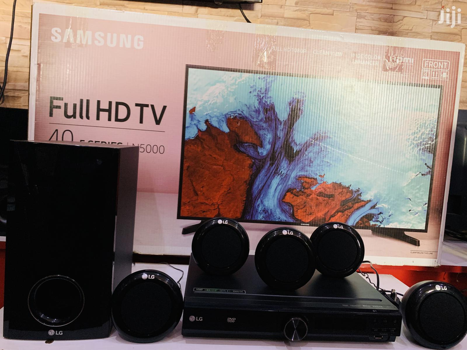 LG Home Theatre System | Audio & Music Equipment for sale in Kampala, Central Region, Uganda