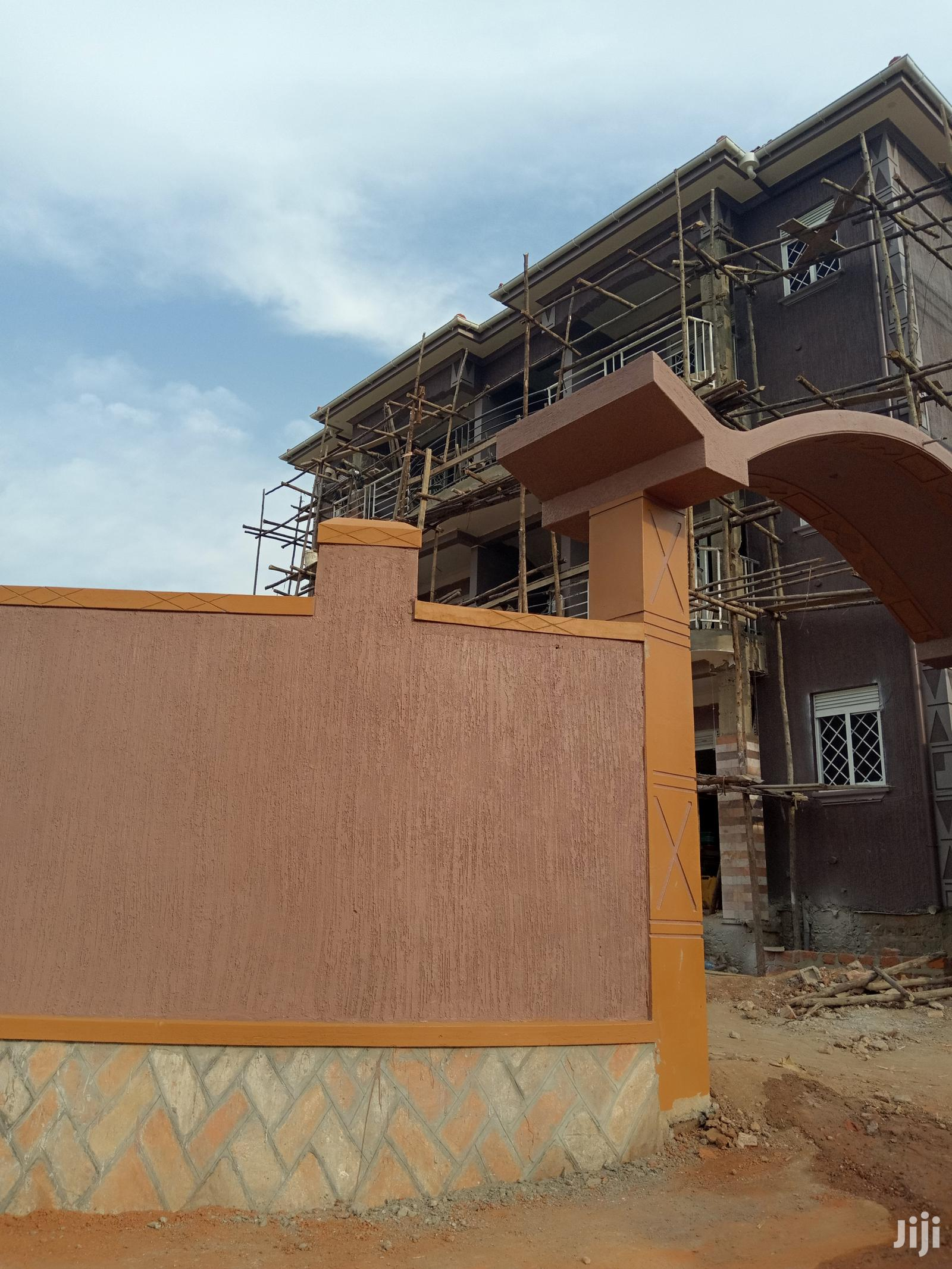 Apartments Located in Kyanja for Sell Soon to Be Completed