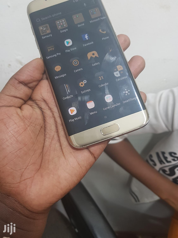 Archive: Samsung Galaxy S7 edge 32 GB Gold