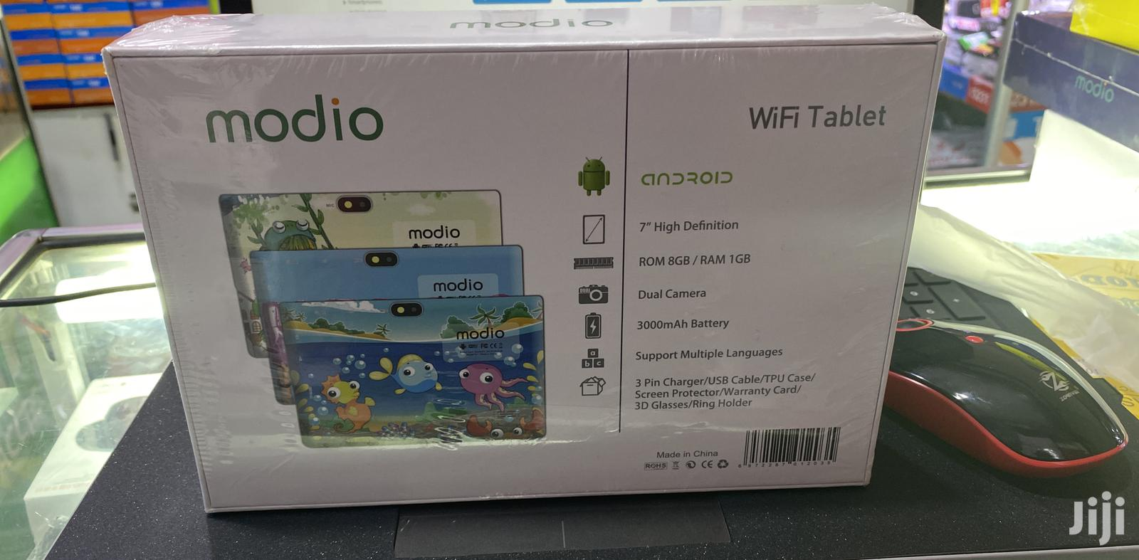 Modio M1 Kids Learning Tablet Pc