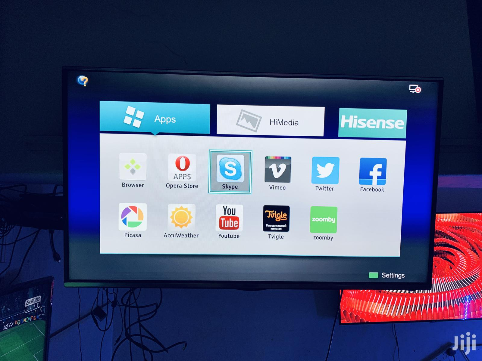 Hisense Smart Smart 3D TV 43 Inches | TV & DVD Equipment for sale in Kampala, Central Region, Uganda