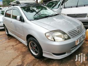 Toyota Allex 2003 Silver