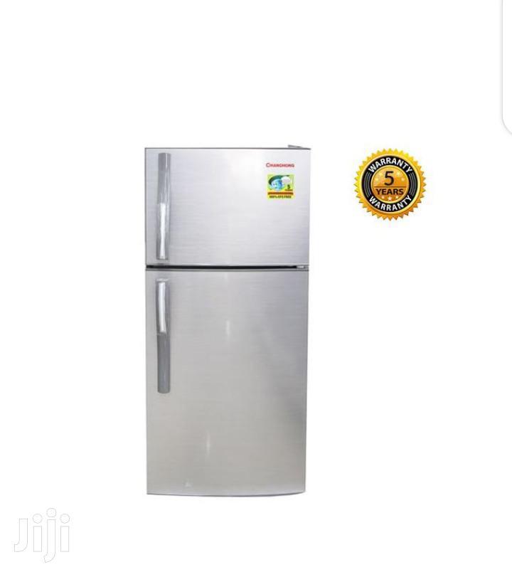 Changhong CD-155 -top Freezer Double Door Refrigerator - 155L -