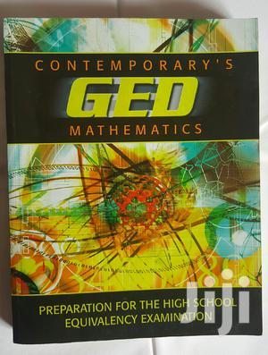 Contemporary's GED Satellite: Mathematics   Books & Games for sale in Central Region, Mukono