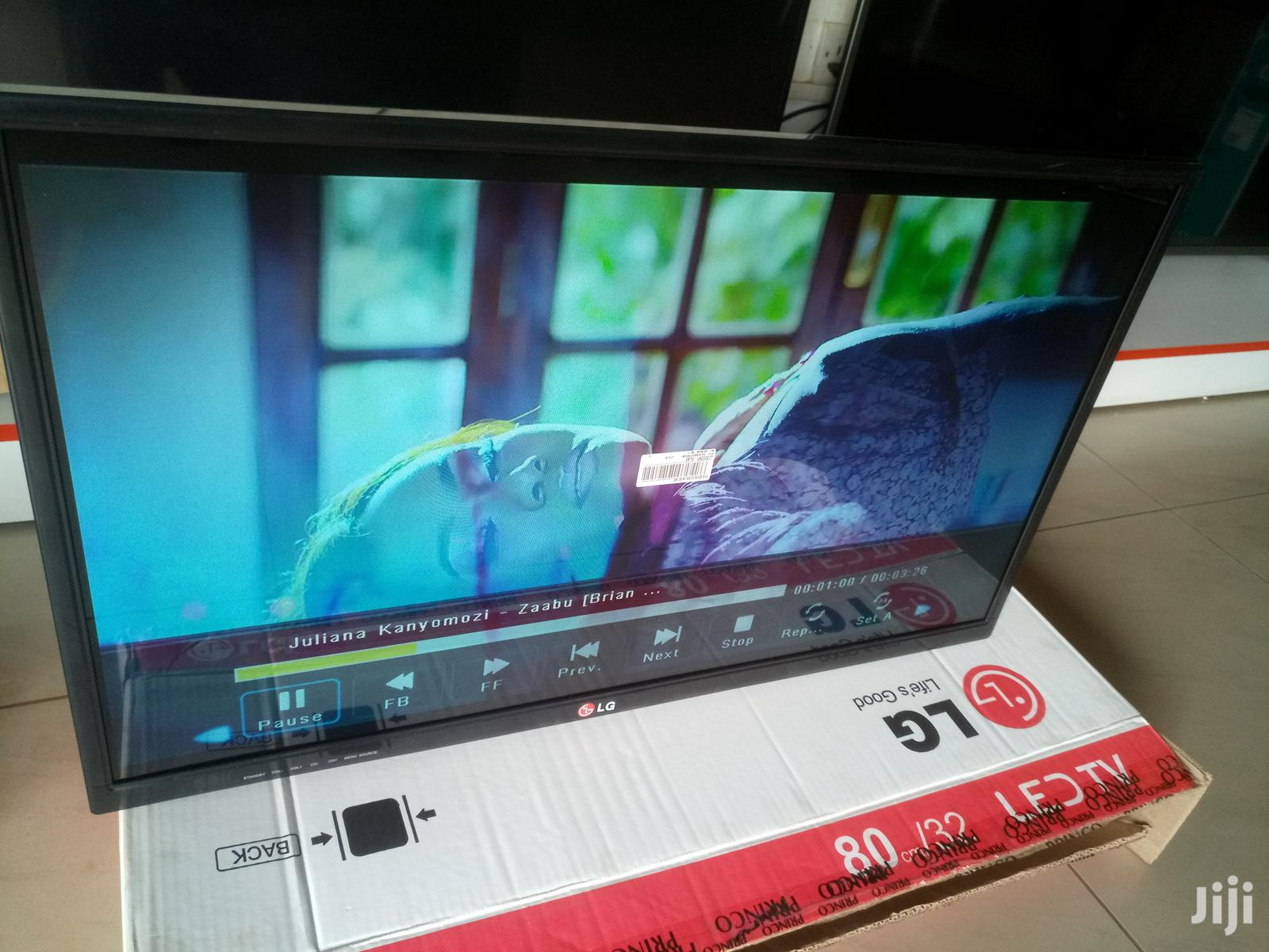 LG Led Flat Screen Digital Tv 32 Inches | TV & DVD Equipment for sale in Kampala, Central Region, Uganda