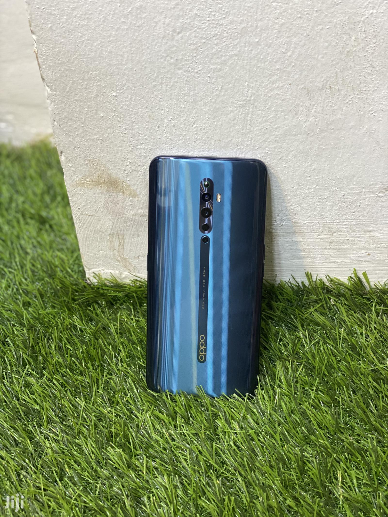 Oppo Reno 2F 128 GB Blue | Mobile Phones for sale in Kampala, Central Region, Uganda