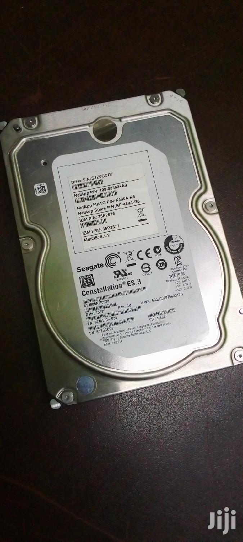 Archive: Used Seagate Hard Drive 4TB