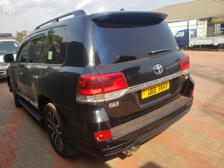 Toyota Land Cruiser 2016 Black | Cars for sale in Kampala, Central Region, Uganda