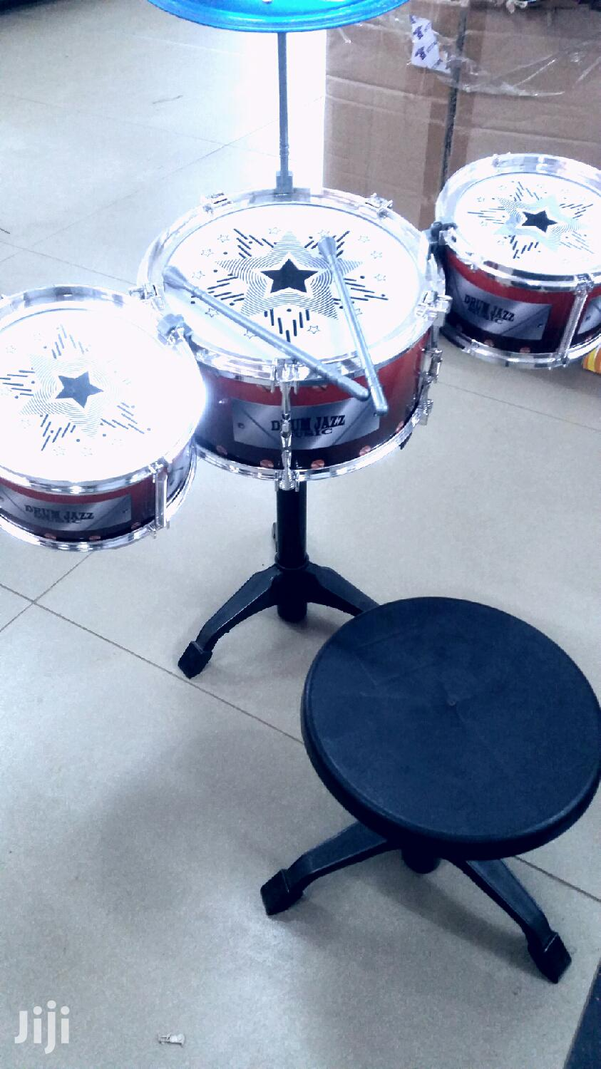 Kids Drums / Toy Drums For Kids With Stool