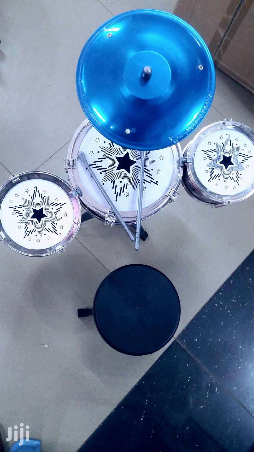 Kids Drums / Toy Drums For Kids With Stool | Toys for sale in Kampala, Central Region, Uganda