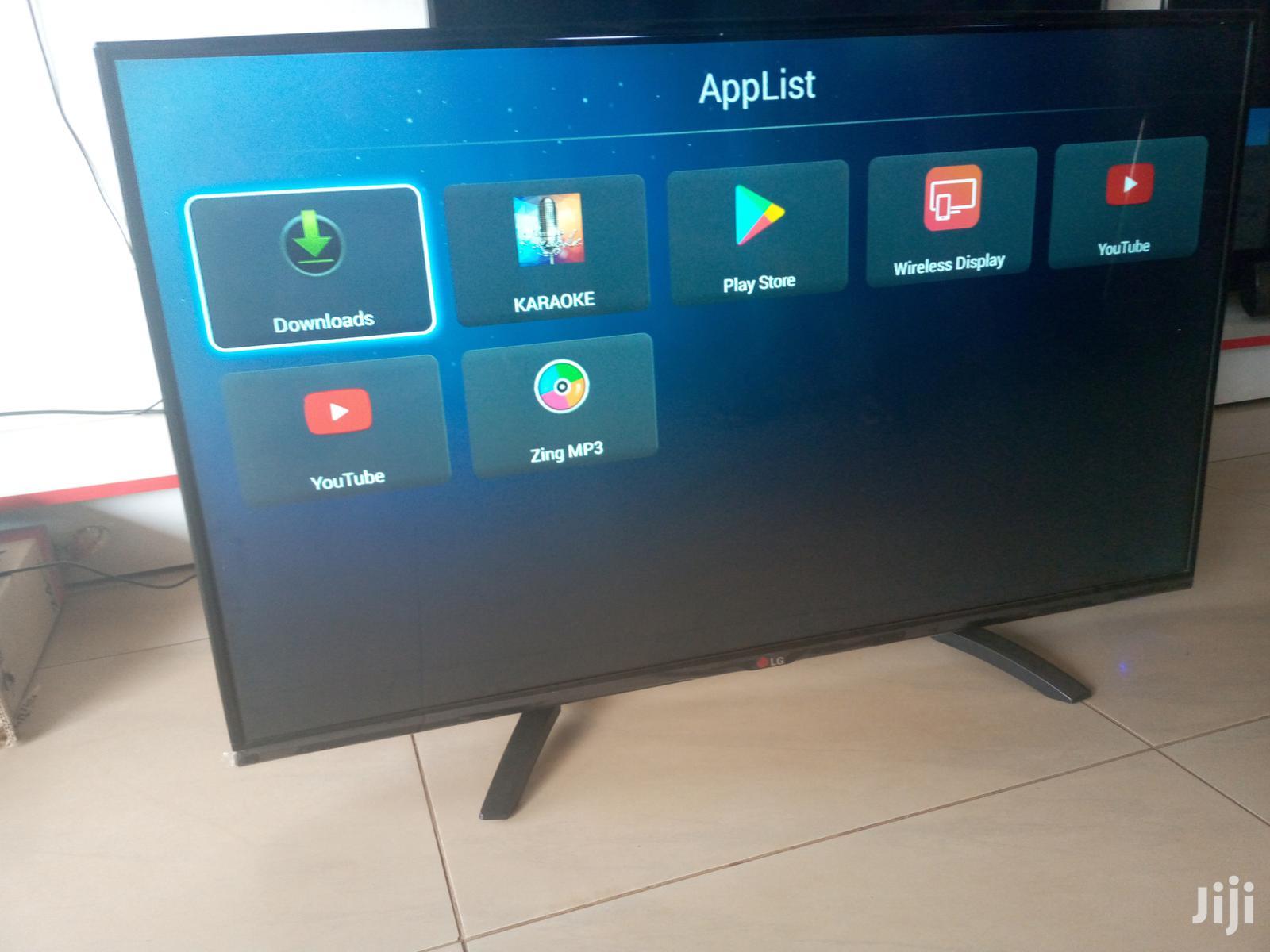 LG Smart UHD Tv 43 Inches