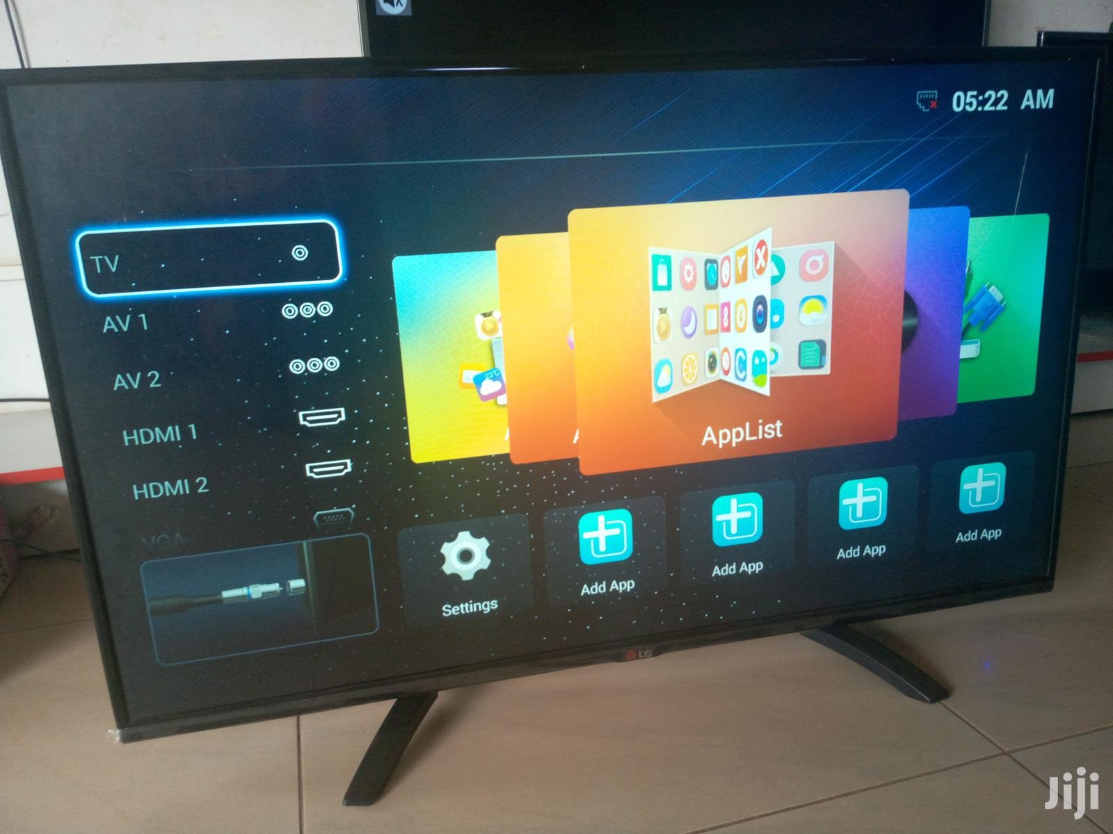 LG Smart UHD Tv 43 Inches   TV & DVD Equipment for sale in Kampala, Central Region, Uganda