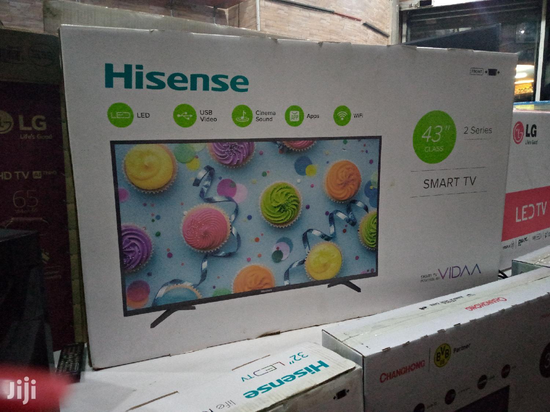 Hisense Smart 43 Inches Led TV