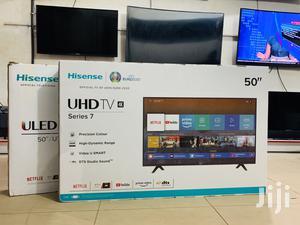 Hisense UHD 4K Tv 50 Inches