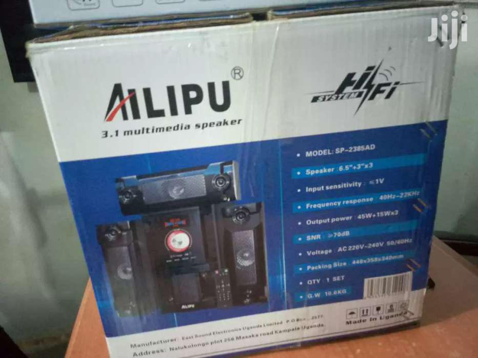 Alipu Woofer With Blue Tooth On Sale