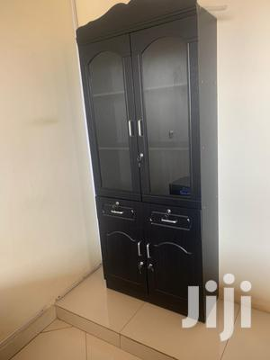 2doors Cupboard Black | Furniture for sale in Central Region, Kampala