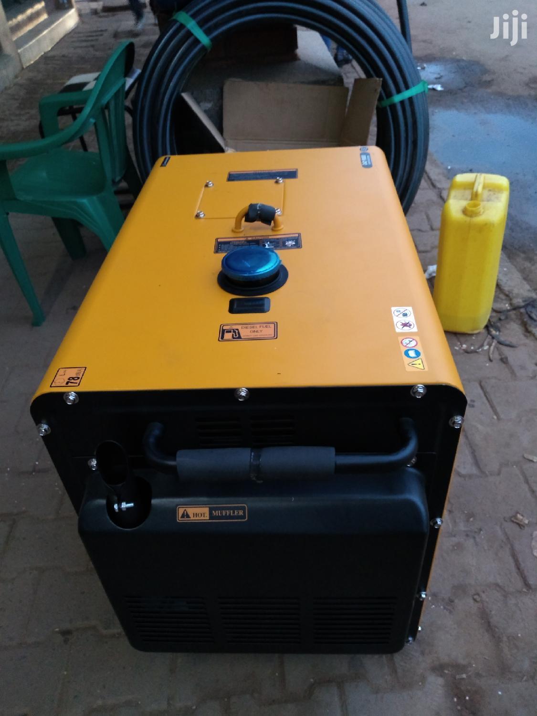 Silent Diesel Generator   Electrical Equipment for sale in Kampala, Central Region, Uganda