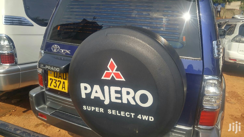 Toyota Land Cruiser Prado 1999 Blue | Cars for sale in Kampala, Central Region, Uganda
