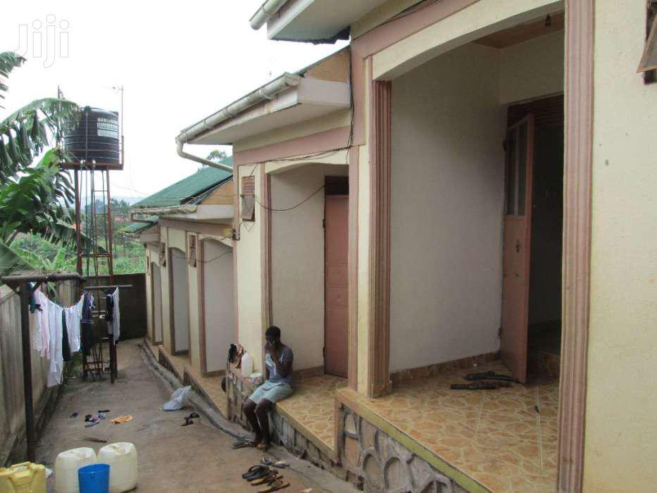 Single Bedroom House In Kirinya Along Bukasa Road For Rent