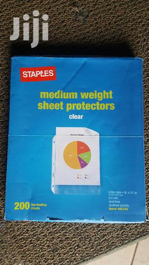 Stapels Sheet Protectors   Stationery for sale in Central Region, Mukono