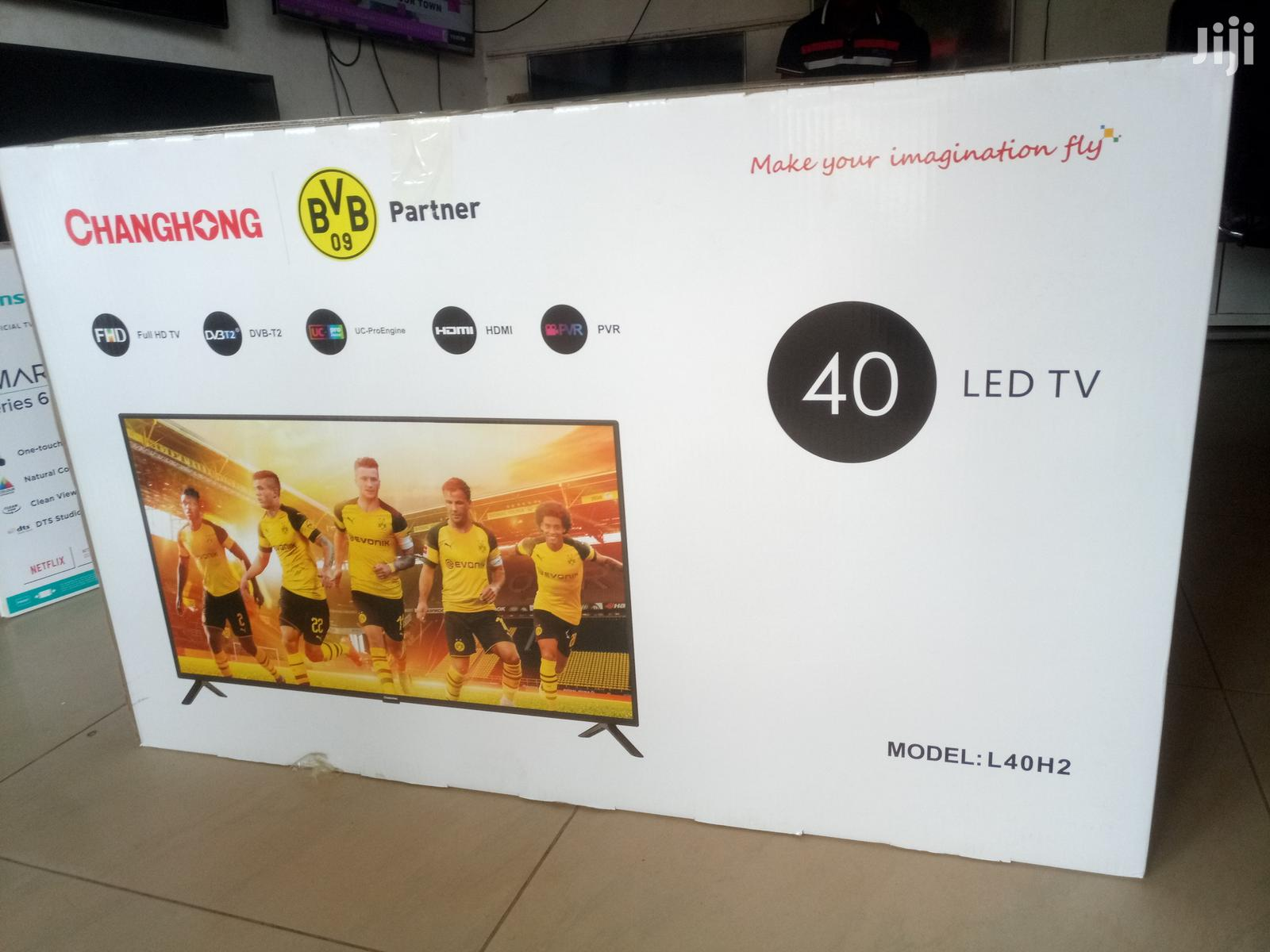 CHANGHONG 40 Inches Flat Screen Dihital Tv