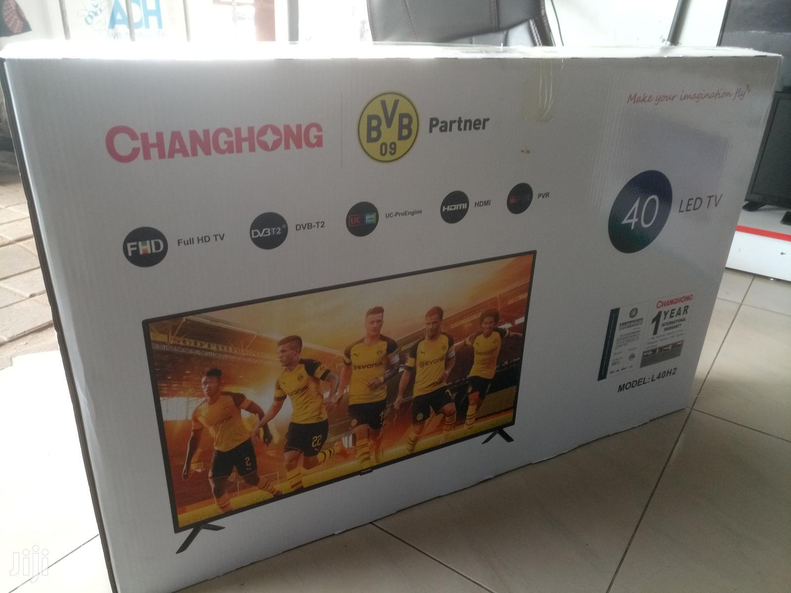 CHANGHONG 40 Inches Flat Screen Dihital Tv | TV & DVD Equipment for sale in Kampala, Central Region, Uganda