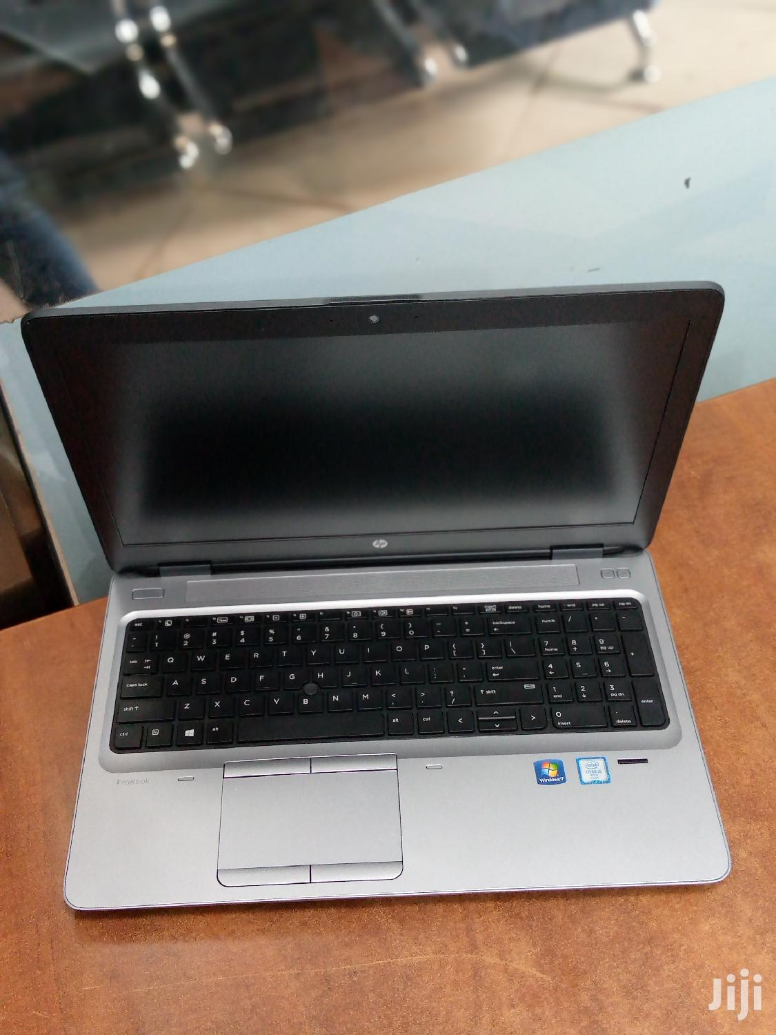 New Laptop HP 650 G2 8GB Intel Core I5 HDD 500GB