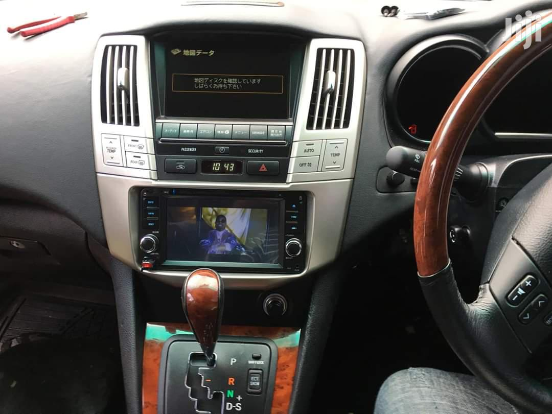 Harrier Kawundu/Hybrid Car Radio
