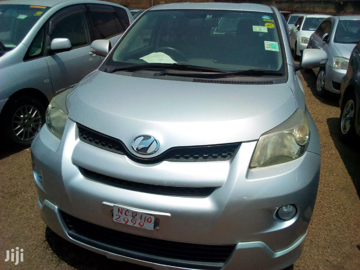 Toyota IST 2009 Silver | Cars for sale in Kampala, Central Region, Uganda