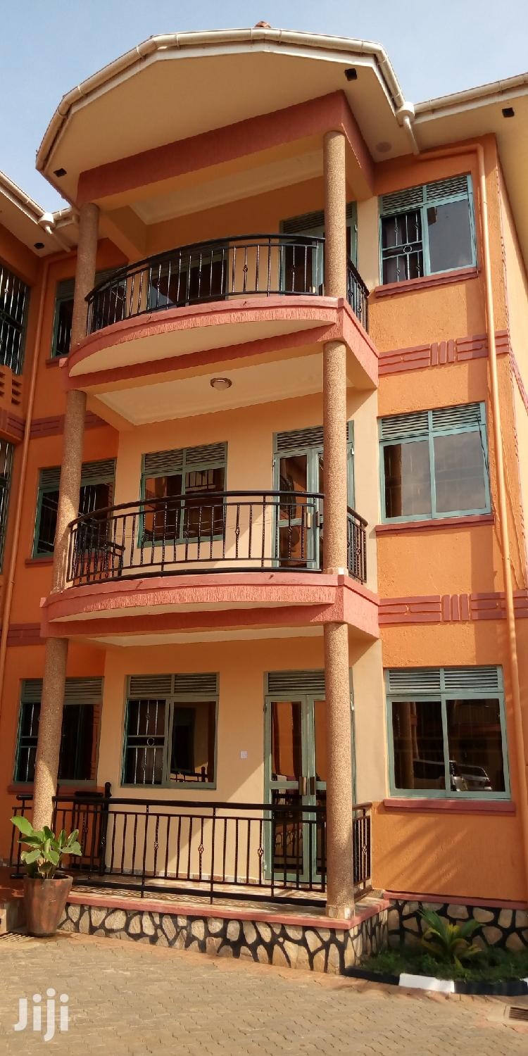 Two Bedrooms Apartments for Rent in Kisaasi Kyanja