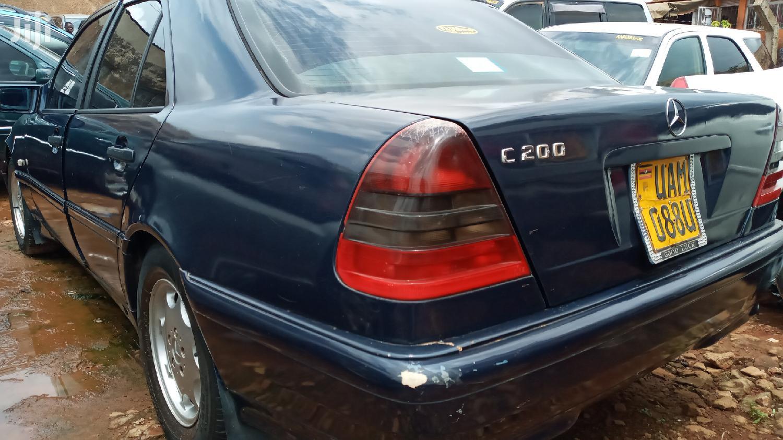 Mercedes-Benz C200 1995 Blue | Cars for sale in Kampala, Central Region, Uganda