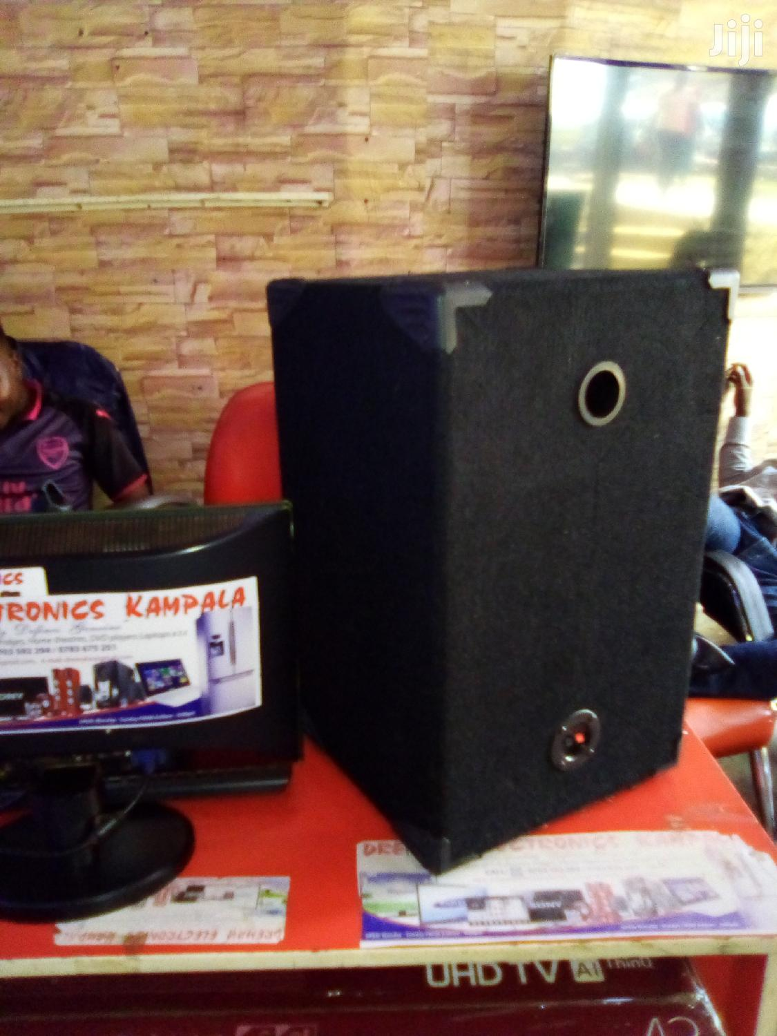 Perfect Public Address Speakers. 50 Watts With Both Bass and Treble