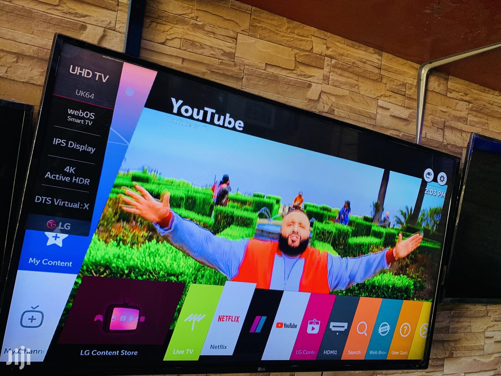 LG Smart Tv 49 Inches | TV & DVD Equipment for sale in Kampala, Central Region, Uganda