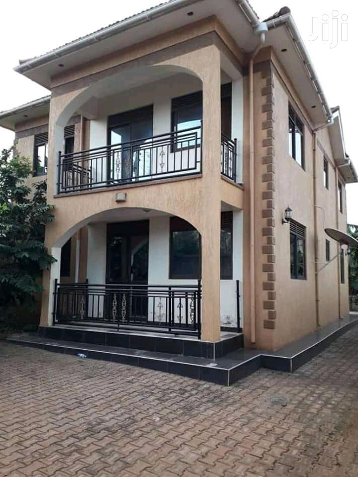 Archive: Spacious Four Bedroom House for Sale in Kyanja