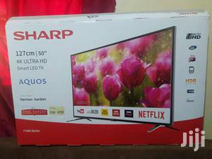 Sharp Lc-50ui7252k 50-Inch 4K Uhd Hdr Smart TV With Freeview HD