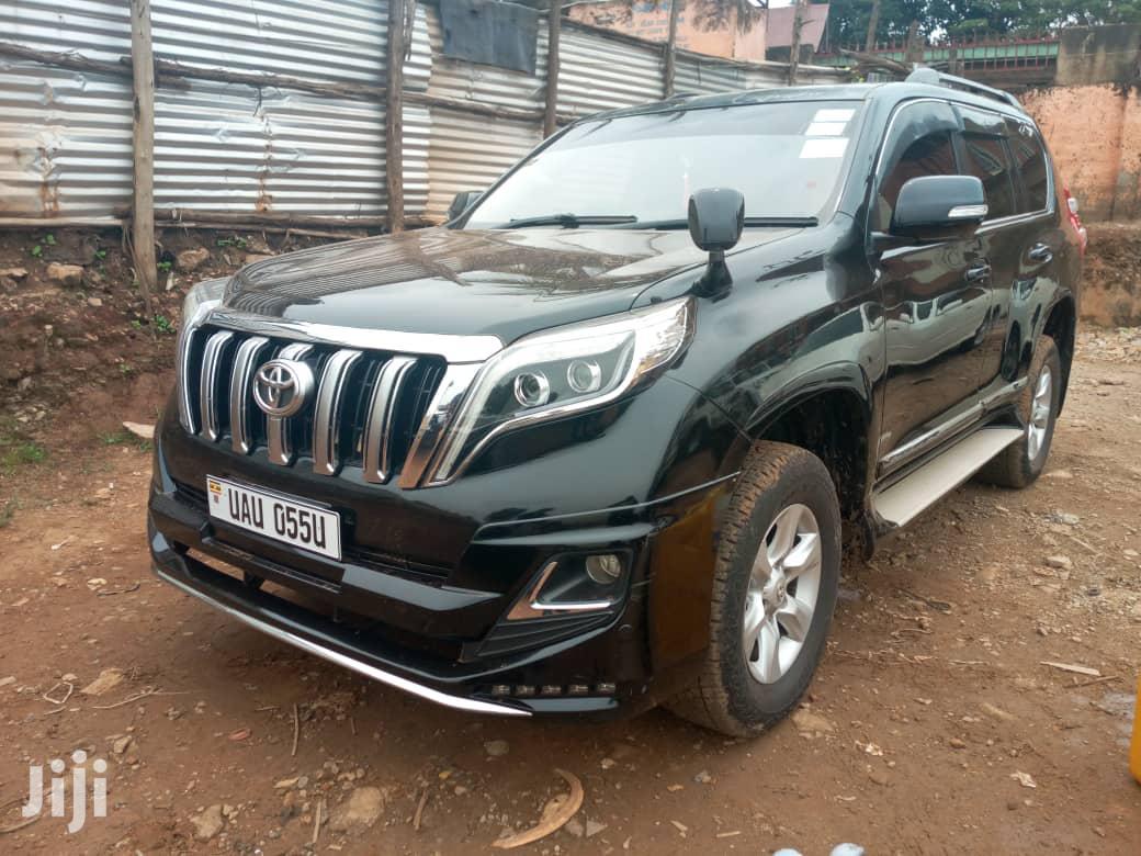 Toyota Land Cruiser 2013 Black | Cars for sale in Kampala, Central Region, Uganda