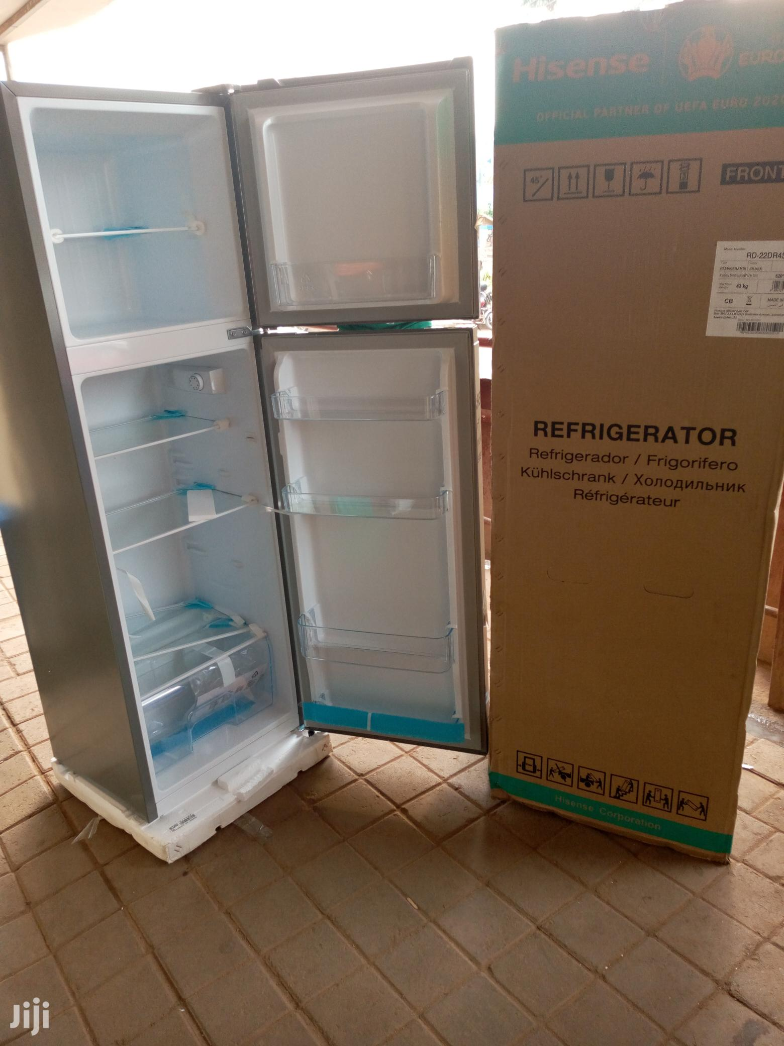 Hisense Refrigerator 220L | Kitchen Appliances for sale in Kampala, Central Region, Uganda