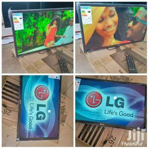 26 Inches Led Lg Flat Screen Digital   TV & DVD Equipment for sale in Central Region, Kampala