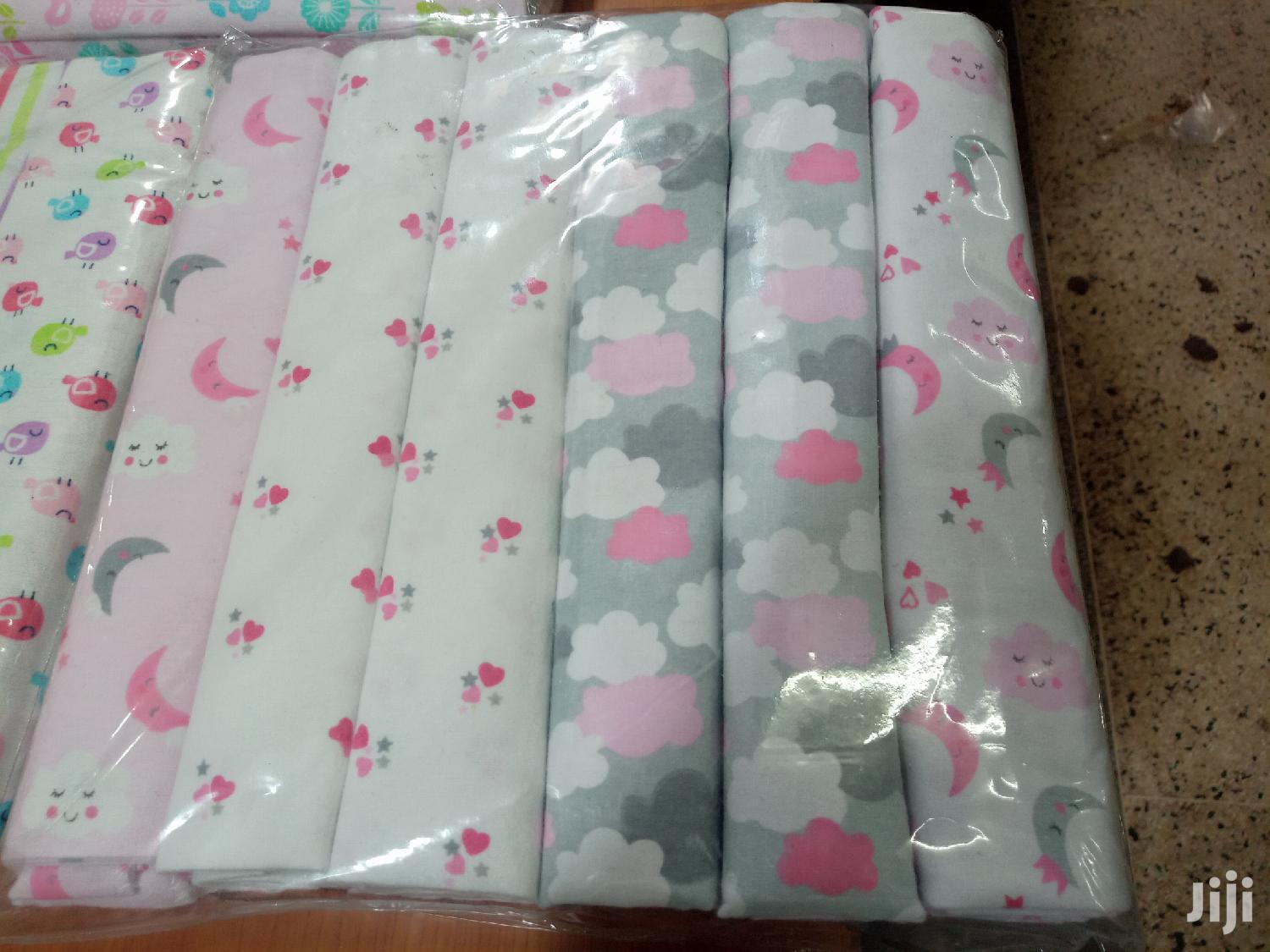 Baby Cotton Bed Sheets