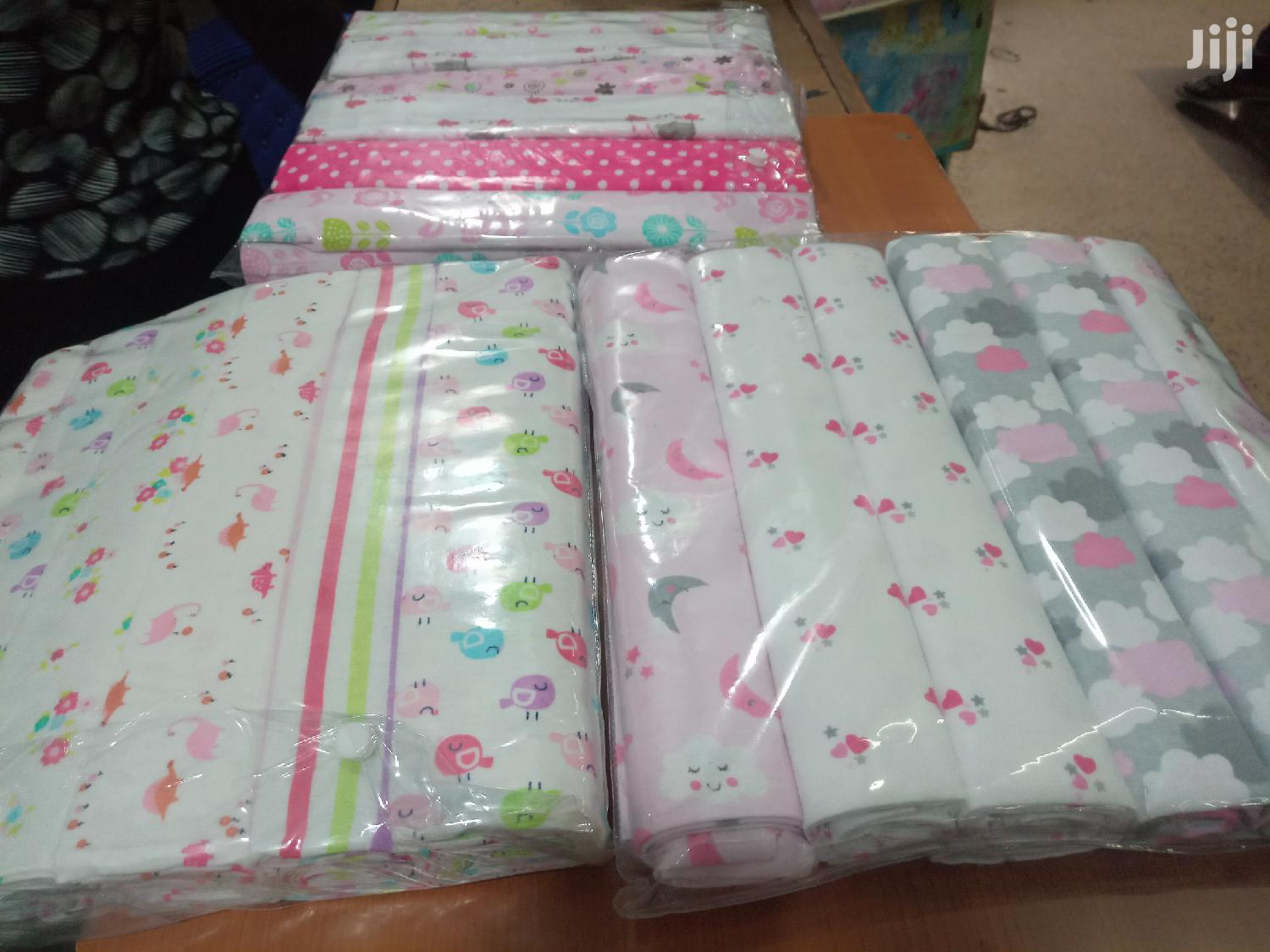Baby Cotton Bed Sheets | Baby & Child Care for sale in Kampala, Central Region, Uganda