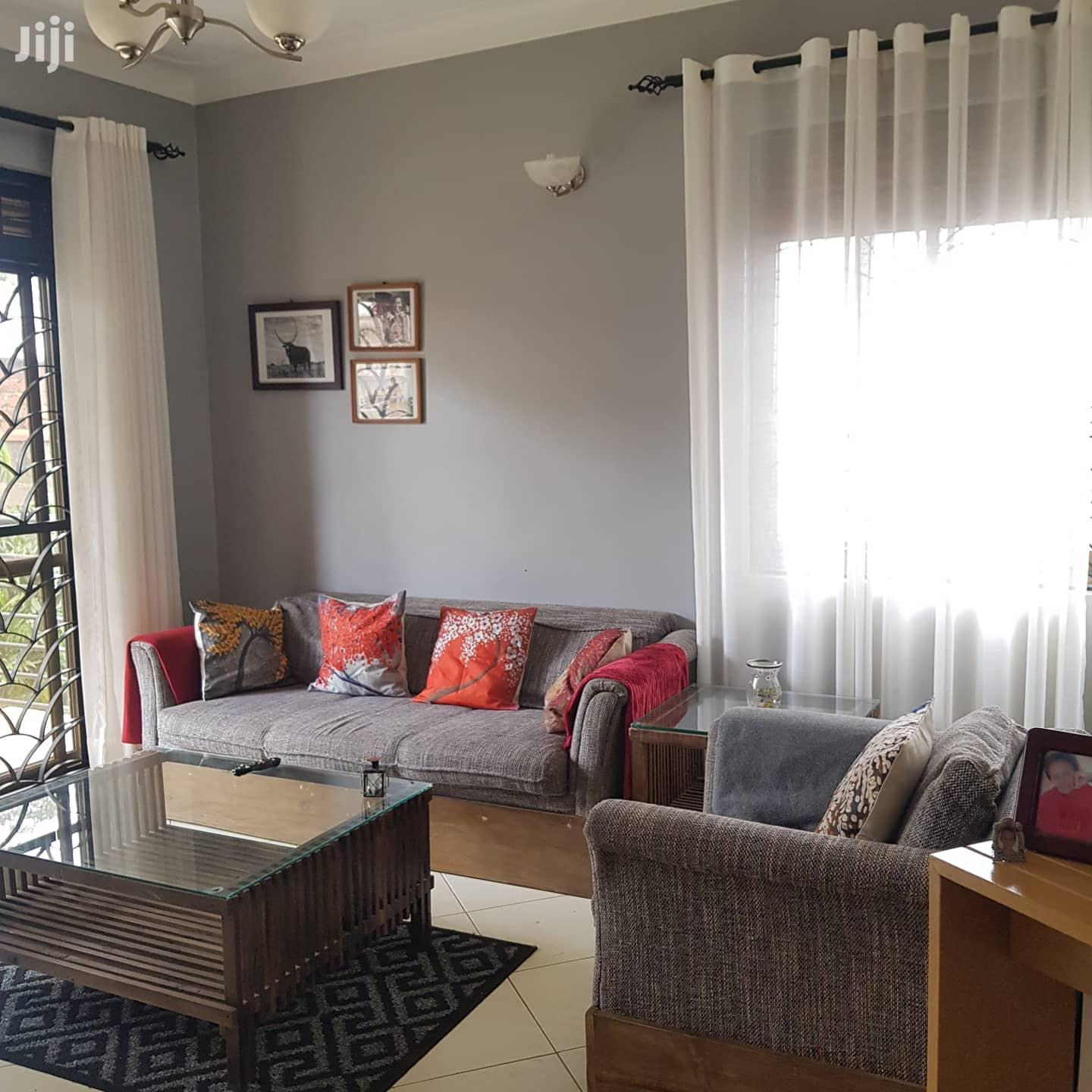 Furnished Apartment In Kyanja For Rent.