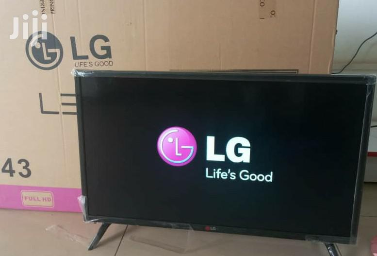 Archive: 43inches Lg Led Screen Tv Digital