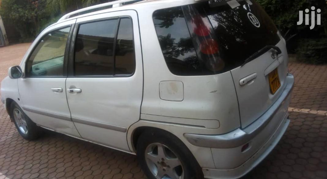 Toyota Raum 2001 White | Cars for sale in Kampala, Central Region, Uganda