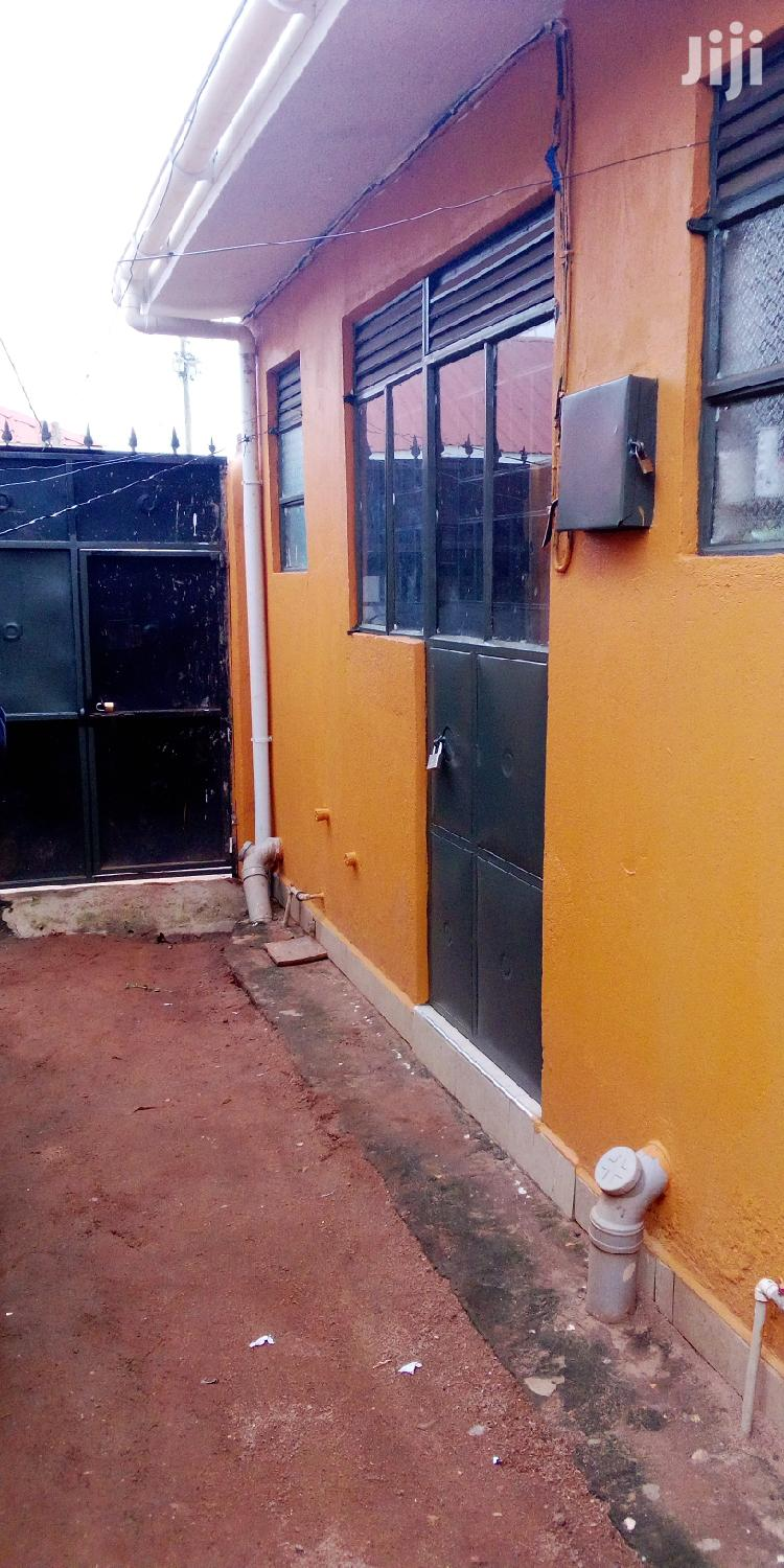 Single Room House In Mutungo For Rent