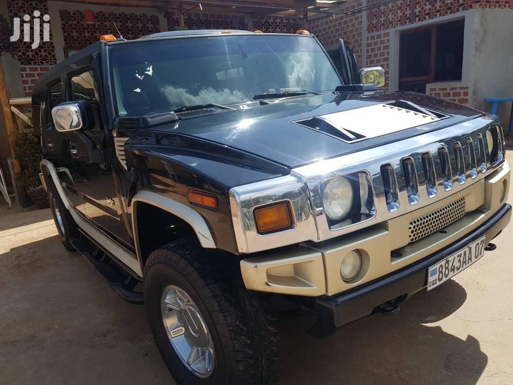 Hummer H3 2003 Black | Cars for sale in Kampala, Central Region, Uganda