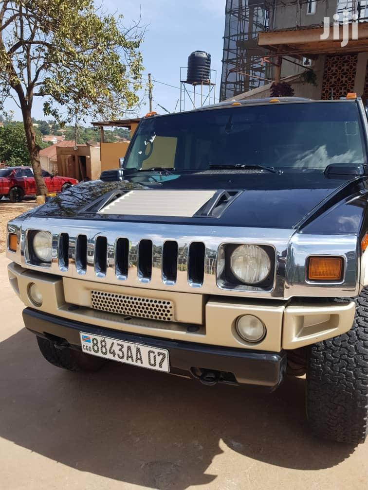 Hummer H3 2003 Black