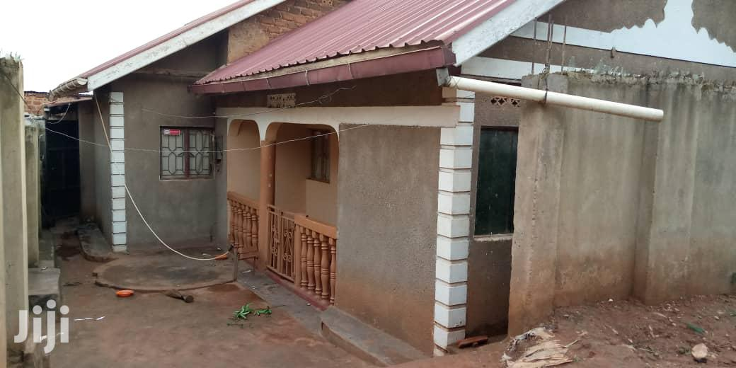 Three Bedroom House In Gayaza Town For Sale