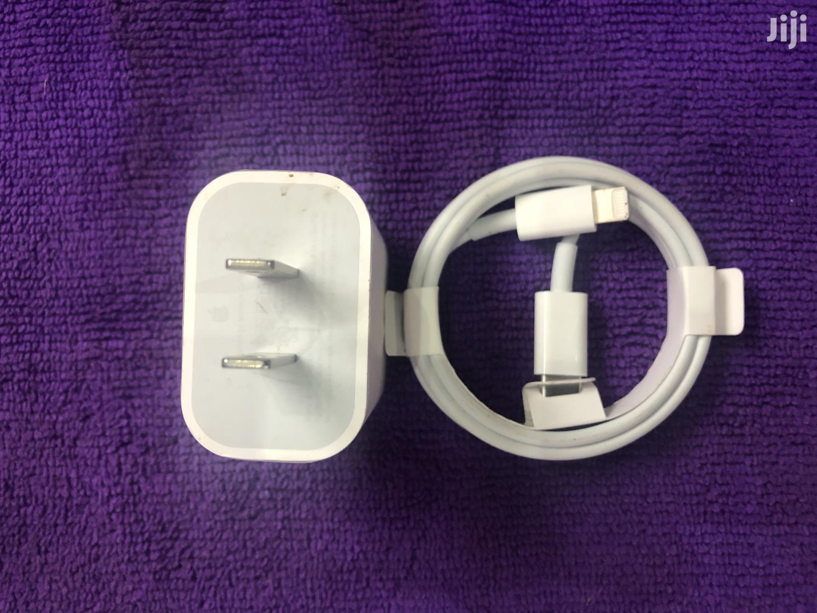 Original iPhone 11 Charger   Accessories for Mobile Phones & Tablets for sale in Kampala, Central Region, Uganda